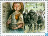 Postage Stamps - Belgium [BEL] - Myths and legends