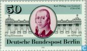 Gontard, Karl Philipp von 250 Jahre