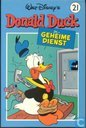 Bandes dessinées - Donald Duck - Donald Duck in geheime dienst