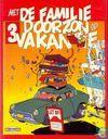 Comic Books - Calvin and Hobbes - Met de familie Doorzon op vakantie 3