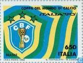 Briefmarken - Italien [ITA] - WM Fußball