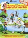 Comic Books - Lucky Luke - De boekenwurm