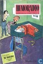 Bandes dessinées - Humoradio (tijdschrift) - Nummer  697