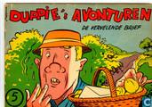Strips - Duppie's avonturen - De vervelende brief