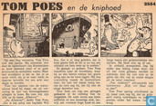 Comic Books - Bumble and Tom Puss - Tom Poes en de kniphoed