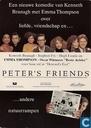 """B000008 - Peter's Friends """"Een nieuwe komedie van Kenneth Branagh met Emma Thompson over liefde, vriendschap en... ... andere natuurrampen"""""""