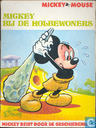 Bandes dessinées - Mickey Mouse - Mickey bij de holbewoners