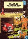 Strips - Kuifje - viaje al Planeta 2CV