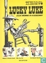 Bandes dessinées - Lucky Luke - Naijver in Painful Gulch + Billy the Kid + De Zwarte Heuvels