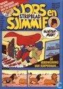 Comics - Cor Morelli - Sjors en Sjimmie stripblad  12