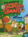 Comic Books - Perry Winkle - Nieuwe avonturen van Sjors en Sjimmie en de Rebellenclub