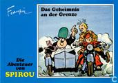 Bandes dessinées - Spirou et Fantasio - Das Geheimnis an der Grenze