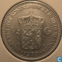 Coins - the Netherlands - Netherlands ½ gulden 1930