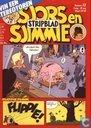 Sjors en Sjimmie Stripblad 13