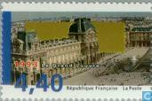 Postage Stamps - France [FRA] - Louvre Museum