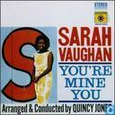 Vinyl records and CDs - Vaughan, Sarah - You're mine you