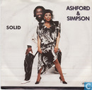Vinyl records and CDs - Ashford & Simpson - Solid