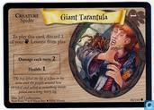 Trading cards - Harry Potter 1) Base Set - Giant Tarantula