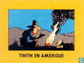 Poster - Comic books - Tintin en Amérique