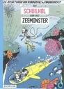 Bandes dessinées - Spirou et Fantasio - Het schuilhol van het zeemonster