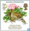 Postzegels - Groot-Brittannië [GBR] - Europa – Natuurbescherming