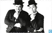 Postcards - Film: Laurel & Hardy - Oliver & Stan