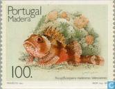 Postage Stamps - Madeira - Fishing