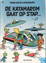 Strips - Katamarom, De - De  Katamarom gaat op stap...