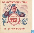 Comic Books - Kapitein Brul Boei - De wonderlamp