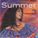 Disques vinyl et CD - Summer, Donna - State of independence