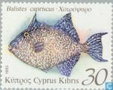 Postage Stamps - Cyprus [CYP] - Fishing