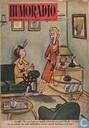 Strips - Humoradio (tijdschrift) - Nummer  654