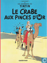 Comics - Tim und Struppi - Le Crabe aux pinces d'or