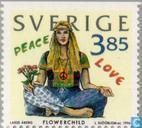 Postzegels - Zweden [SWE] - Nostalgische reizen