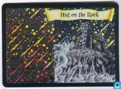 Trading cards - Harry Potter 4) Adventures at Hogwarts - Hut on the Rock