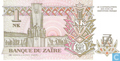 Bankbiljetten - Banque du Zaïre - Zaïre 1 Nouveau Likuta
