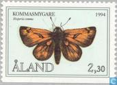 Postage Stamps - Åland Islands [ALA] - Butterflies