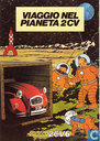 Strips - Kuifje - Viaggio nel planeta 2CV