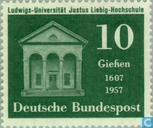 Postage Stamps - Germany, Federal Republic [DEU] - University Giessen