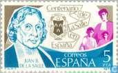 Postage Stamps - Spain [ESP] - La Salle, Saint Jean Baptiste