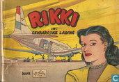 Comic Books - Rikki Visser - Gevaarlijke lading