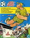 Strips - Appie Happie - In de dubbele luchtslag + Met Joop Zuremelk in de Tandem-Tour + De bitterbal is rond + De Emmentaler tuinkabouter + In Afro's Sportpanoramiek