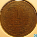 Coins - the Netherlands - Netherlands 1 cent 1922