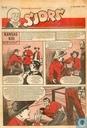 Strips - Sjors van de Rebellenclub (tijdschrift) - 1958 nummer  50