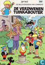 Comic Books - Jeremy and Frankie - De verdwenen tuinkabouter