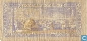 Billets de banque - Central Bank of Yemen - Yemen 20 Rials