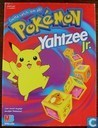 Board games - Yahtzee - Pokemon Yahtzee Jr.