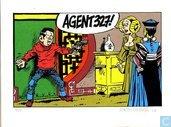 Comic Books - Agent 327 - De gesel van Rotterdam - Dossier negen