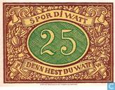 Banknotes - Schneverdingen - Sparkasse - Schneverdingen 25 Pfennig