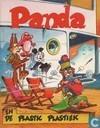 Bandes dessinées - Panda - Panda en de plastic plastiek